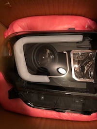 Headlights brand new!!!