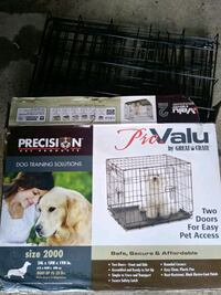 Pet crate $25 ( never used, still in the box) Toronto, M1C 2M6