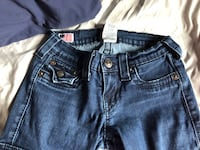 vetement true religion size 25