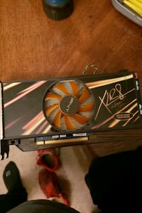 Gts250 video card Paterson, 07504