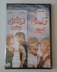 Grease 1&2 Double Feature DVD Set