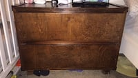 Large dark brown night stand  San Jose, 95116