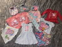 2T toddler clothing peppa pig Surrey, V3S 8Z4