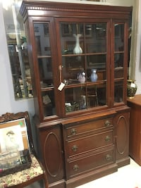 Antique China Cabinet or Bookcase  London, N6E 3C6
