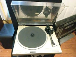 Pioneer PL 4 turntable