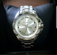 AUTHENTIC KARL LAGERFELD'S WATCH