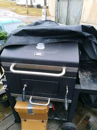 black and gray Char-Broil gas grill Cullman, 35055