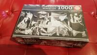 Brand New Guernica puzzle from Spain!