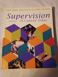 College Textbook Human Resources Management  Cornwall, ON, Canada