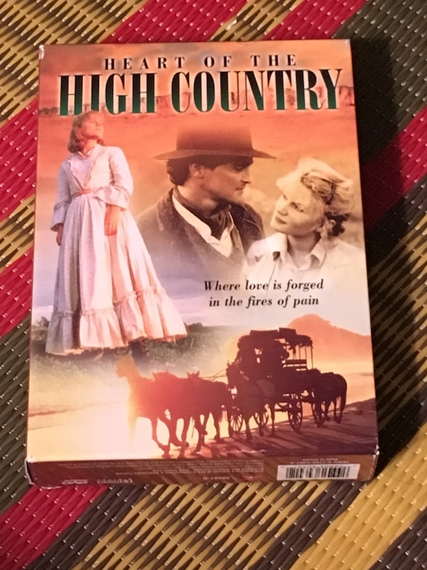 Heart of the high country DVD box set