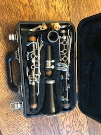 Nice Yamaha Clarinet Apple Valley, 55124