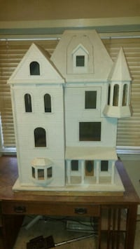 Unfinished Doll House