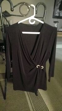 Dressy women's shirt - large - never worn once