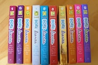 Dork Diaries Hard Cover Books