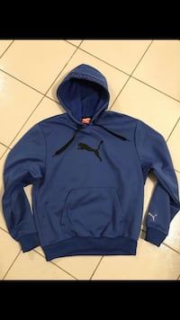 Blue (small) men's hoodie  Mississauga, L5J 1W3