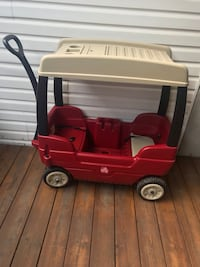 Pull Wagon with Canopy (great condition) Toronto