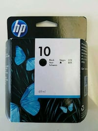 HP 10 Ink Cartridge  Hampstead, 03841