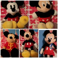 Mickey Mouse plush toy collection Goodlettsville, 37072