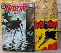 2 Batman pictures for hanging on the wall 1 wood  St. Louis, 63110