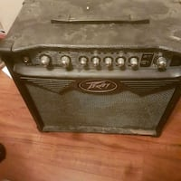 Peavey guitar amp Airdrie, T4A 1X3