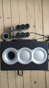 Creative Sound Labs I-Trigue 3600 Computer PC Stereo speaker system subwoofer 6243 km