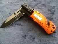 New EMT, quick release knife assisted opening Milford, 45150