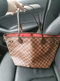 Sac Louis Vuitton Neverfull MM  Montreal