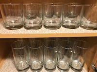 26 glasses (short and tall) Silver Spring, 20905
