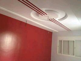 Painting and decoration works