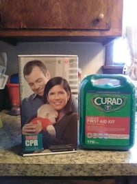 AMERICAN ACADEMY OF PEDIATRICS n CURAD COMPLETE FIRST AID KIT