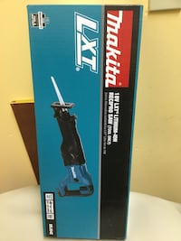 Makita 18-Volt LXT Lithium-Ion Cordless Reciprocating Saw (Tool-Only) Raleigh, 27614