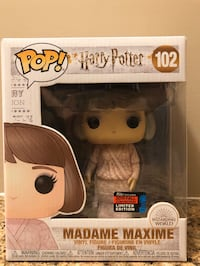 "NYCC Madame Maxime - Harry Potter 6"" Funko Pop"