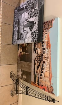 Paintings and Eiffel Tower Bakersfield, 93301