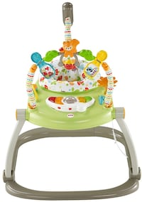 Fisher price jumperoo- space saver  Montréal, H3W 2Y2