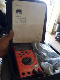 orange and black Mac Tool tester set Oakland, 94621