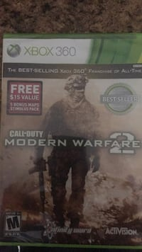 XBOX 360 Video Game Call of Duty Tampa, 33624