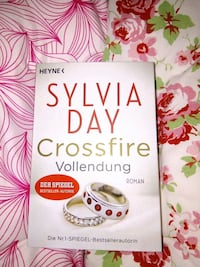 Sylvia Day - Crossfire Vollendung Hamburg