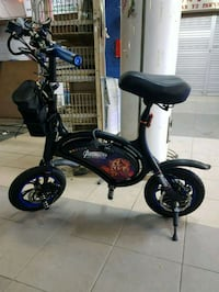 toddler's black and red trike Singapore