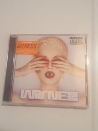New/sealed KATY PERRY WITNESS CD Richmond Hill, L4S 1R3