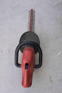 Hedge trimmer power tools