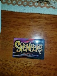 Spencers giftcard  Pico Rivera, 90660