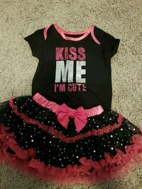 New Baby girl 2 piece outfit Calgary, T3N 0E4