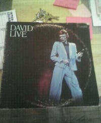 Best offer David bowie record in case Toronto, M6M 2A1