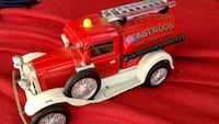 red and white eastwood firetruck collectible Roseville, 95678