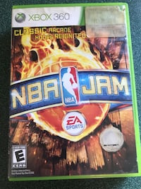 NBA Jam for Xbox 360-used Jonestown, 17038