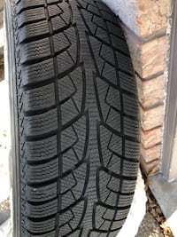 Winter tires 215/55R16 Vaughan, L4L 8T3
