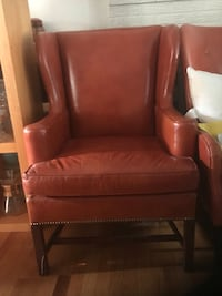 Leather chair Arlington, 22207