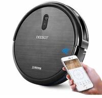 DEEBOT N79S (The floor cleaning robot) 224 mi