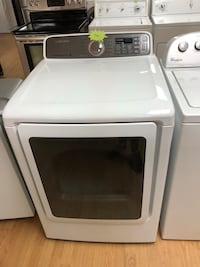 Samsung white dryer  Woodbridge, 22191