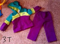 Brand new 3T snow suit. Never wore  Rogersville, 37857